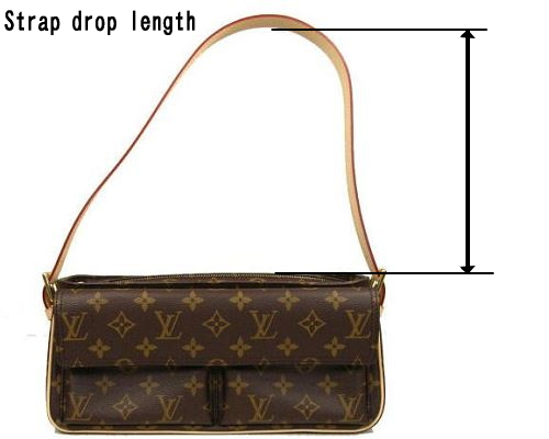 strap drop length