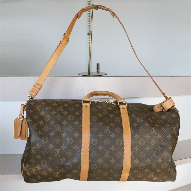 OUIS VUITTON KEEPALL 55 Bandouliere