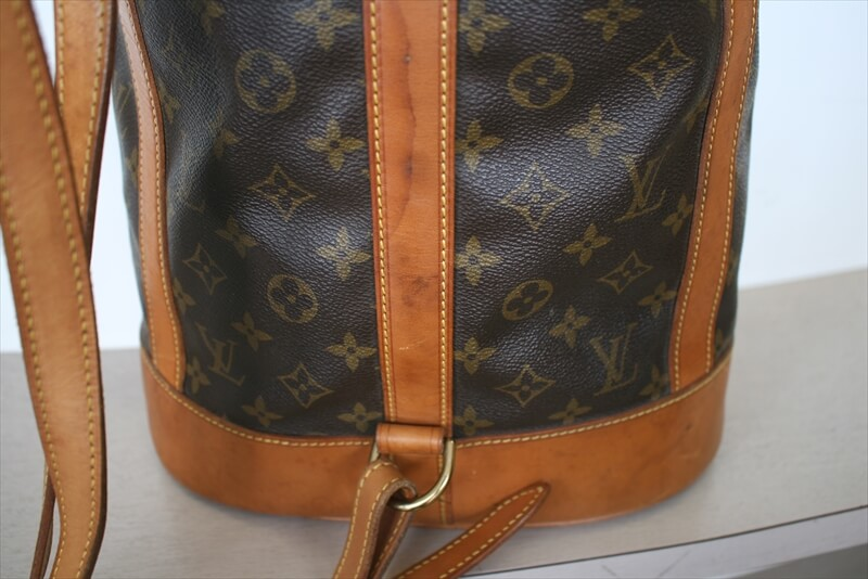 LOUIS VUITTON Randonnee PM Monogram Backpack