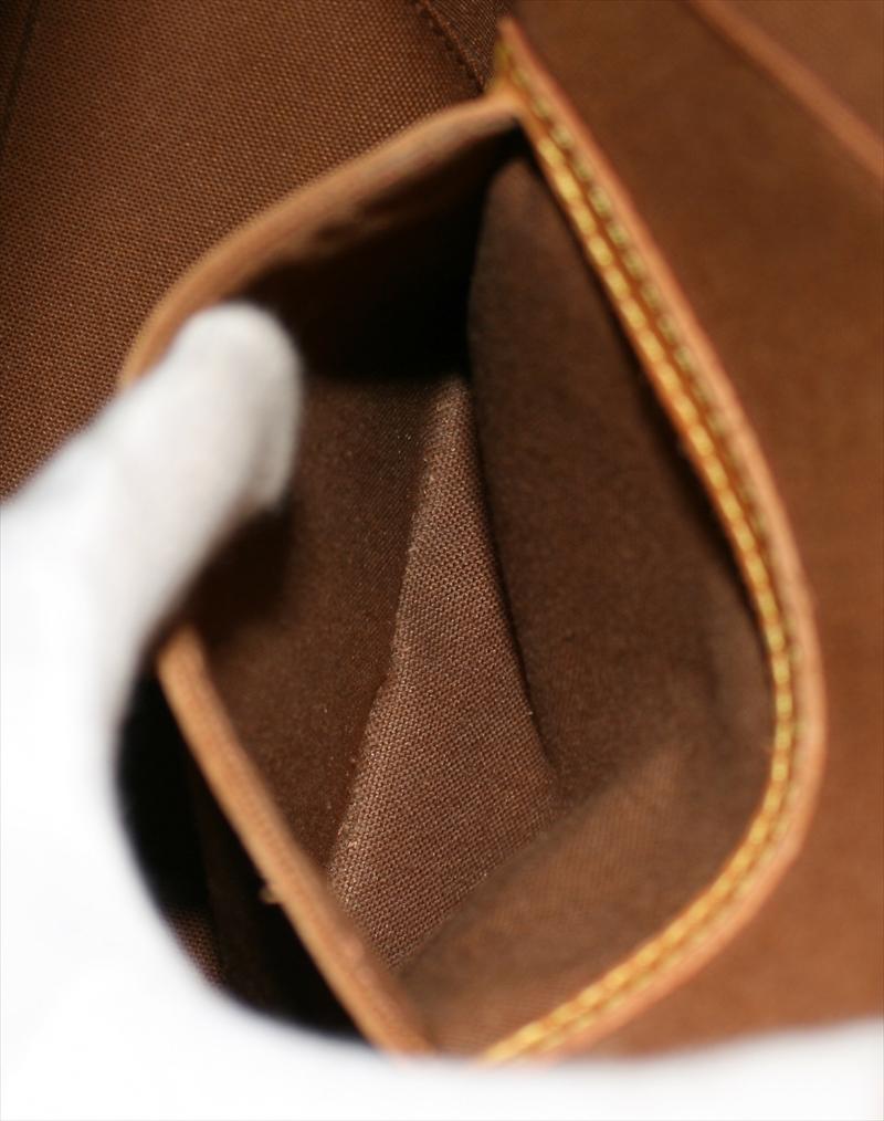 LOUIS VUITTON ELLIPSE GM Monogram Handbag