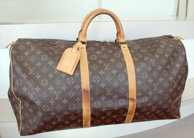 LOUIS VUITTON KEEPALL60 Monogram
