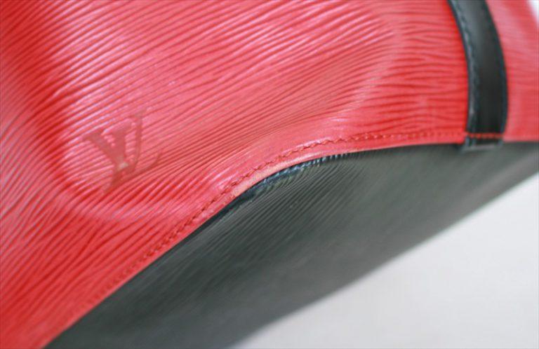 PETIT NOE Epi Bicolor Red Black