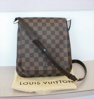 MUSETTE SALSA Damier Ebene Cross body