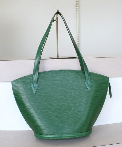 SAINT JACQUES SHOPPING Epi Green